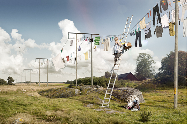 Impossible Photography from Erik Johansson